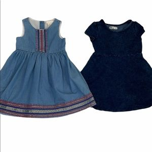 Maggie & Zoe and Epic Threads Dresses Girls sz 3T